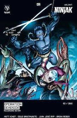 Ninjak(2015) (Comic-book) #12
