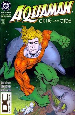 Aquaman: Time And Tide (Comic Book) #2