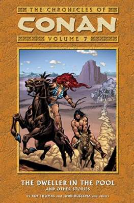 The Chronicles of Conan the Barbarian (Softcover) #7