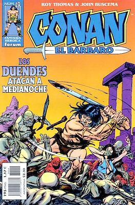 Conan el Bárbaro (1998-2001) #49