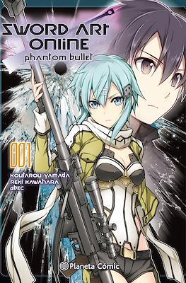 Sword Art Online: Phantom Bullet (Rústica con sobrecubierta) #1