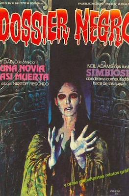 Dossier Negro (Rústica y grapa [1968 - 1988]) #172