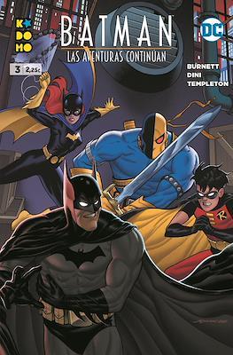 Batman: las aventuras continúan (Grapa 24 pp) #3