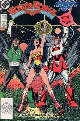 Wonder Woman Vol. 2 (1987-2006) (Comic Book) #25