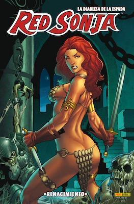 Red Sonja. La diablesa de la espada (Rústica 96 pp) #7