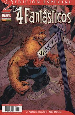 Los 4 Fantásticos Vol. 6. (2006-2007) Edición Especial #2