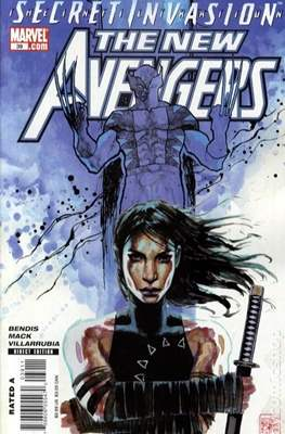 The New Avengers Vol. 1 (2005-2010) #39