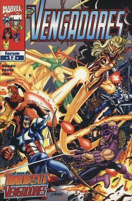 Los Vengadores vol. 3 (1998-2005) (Grapa. 17x26. 24 páginas. Color. (1998-2005).) #12