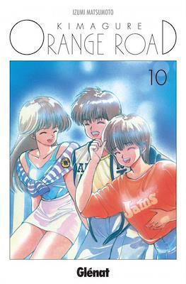 Kimagure Orange Road (Rústica) #10