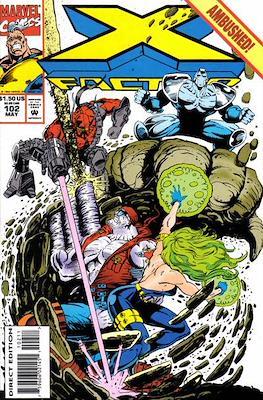 X-Factor Vol. 1 (1986-1998) (Comic Book) #102