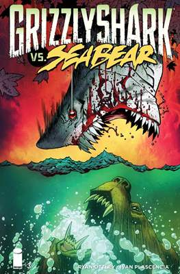 Grizzly Shark (Comic Book) #3