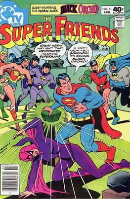 Super Friends Vol.1 (1976-1981) (Grapa, 32 págs.) #31