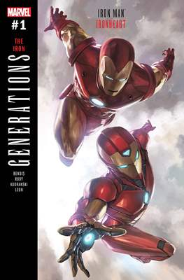 Generations - The Iron Iron Man and Ironheart