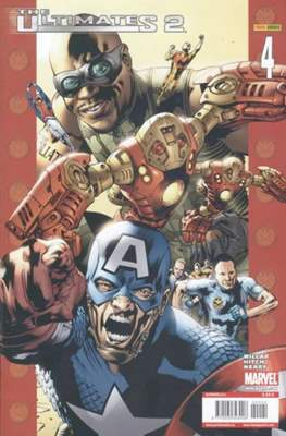 The Ultimates 2 (2006-2007) (Grapa) #4