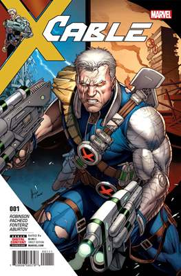 Cable Vol. 3 (2017-2018)