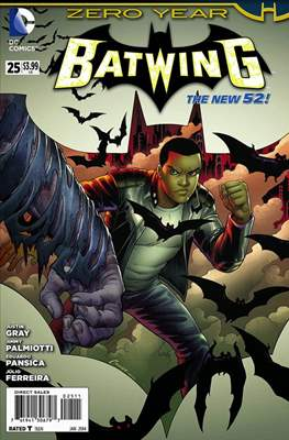 Batwing Vol. 1 (2011) (Comic-Book) #25