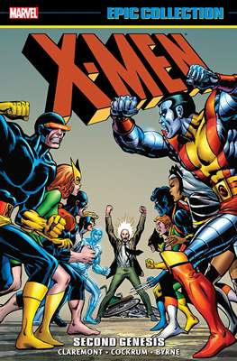 X-Men Epic Collection (Softcover) #5