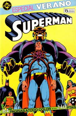 Superman Especial Vol. 2 (Grapa 64 pp) #1