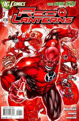 Red Lanterns (2011 - 2015) New 52 #1