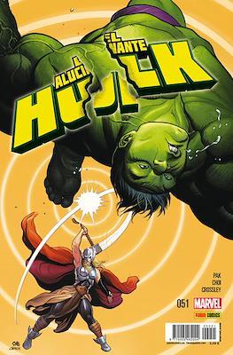 El Increíble Hulk Vol. 2 / Indestructible Hulk / El Alucinante Hulk / El Inmortal Hulk (2012-) (Comic Book) #51