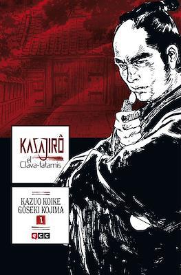 Kasajirô, el clava-tatamis #1