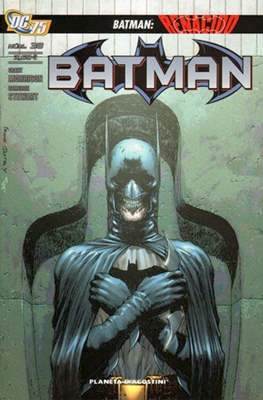 Batman (2007-2012) (Grapa. 48 pp) #38