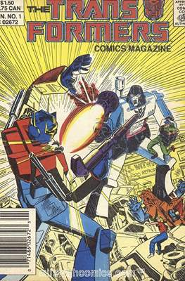 Transformers Digest (Softcover) #1