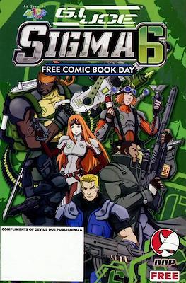 G.I.Joe Sigma 6 - Free Comic Book Day 2006