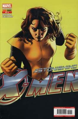 Astonishing X-Men Vol. 2 (2007-2008) (Grapa 24 pp) #4