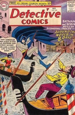 Detective Comics Vol. 1 (1937-2011; 2016-) (Comic Book) #248