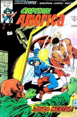 Capitán América Vol. 3 (Grapa) #44