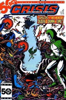 Crisis on Infinite Earths (Comic Book) #10