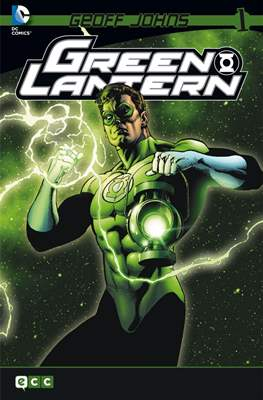 Green Lantern de Geoff Johns #1