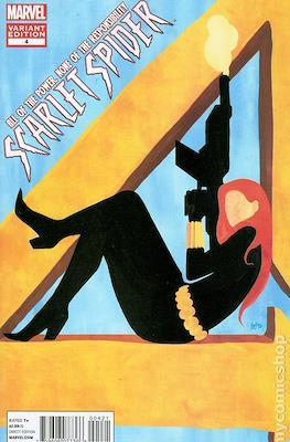 Scarlet Spider (Vol. 2 2012-2014 Variant Cover) #4