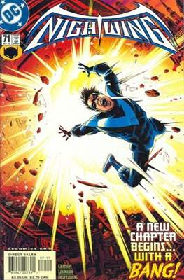Nightwing Vol. 2 (1996) (Comic Book) #71