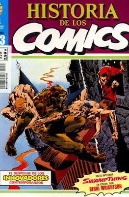 Historia de los Cómics (Grapa 32 pp) #33
