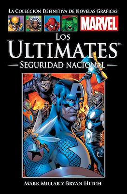 La Colección Definitiva de Novelas Gráficas Marvel (Cartoné) #37