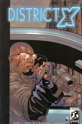 District X (Softcover) #1