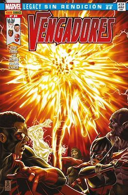 Los Vengadores Vol. 4 (2011-) (Grapa) #93