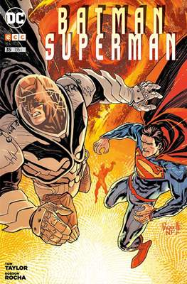 Batman / Superman. Nuevo Universo DC (Grapa) #35