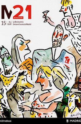 M21 Magazine (Grapa) #15