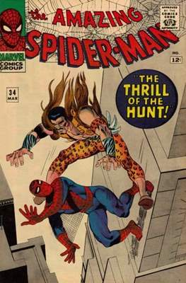 The Amazing Spider-Man Vol. 1 (1963-2007) (Comic-book) #34