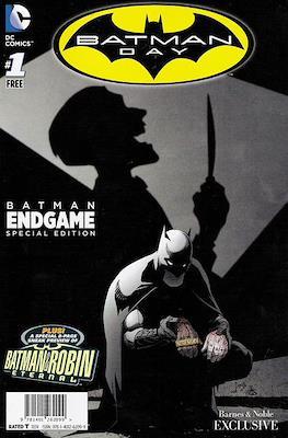 Batman: Endgame (2015). Special Edition Batman Day