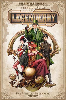 Legenderry. Una Aventura Steampunk