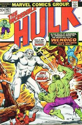 The Incredible Hulk Vol. 1 (1962-1999) (Comic Book) #162