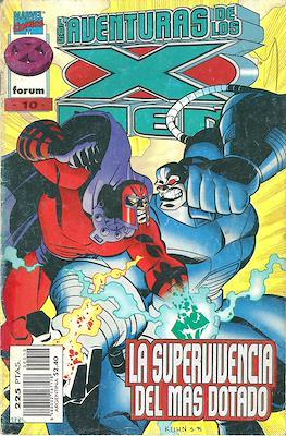 Las nuevas aventuras de los X-Men Vol. 2 #10