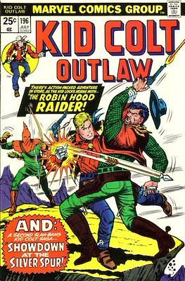 Kid Colt Outlaw Vol 1 (Comic-book.) #196