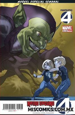 Reinado Oscuro: Fantastic Four (Grapa) #4