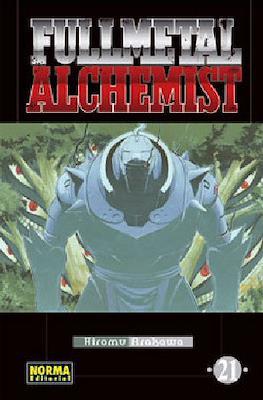Fullmetal Alchemist (Rústica con sobrecubierta) #21
