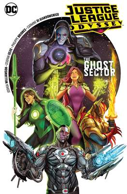 Justice League Odyssey (Softcover) #1